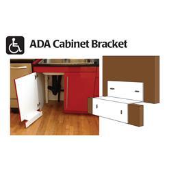 ADA Cabinet Bracket