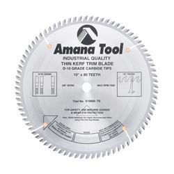 AM 610800-TS Saw Blade Thin Kerf