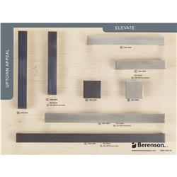 Berenson Elevate Sample Board