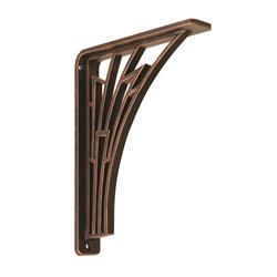 Iron Collection Wrought Refined Bronze