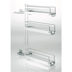 Kessebohmer 3 Tier Base Cabinet Pullout