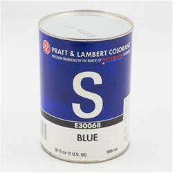 Blue S Water Base Colorant