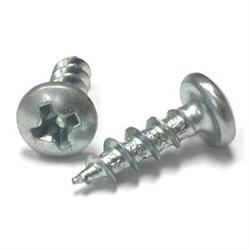 Screw Phillips Pan Head Type A Zinc
