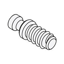 Dowel Screw-In Klix Zinc