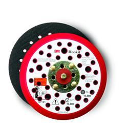 "3M Hookit(TM) Clean Sanding Disc Pad Low Profile Finish 5 Inch 11/16"" Thick Firm"