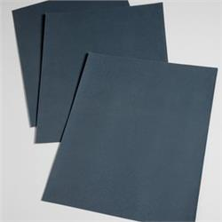 3M 413Q Sandpaper Sheets / 220-600 Grit / A-weight