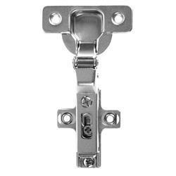 KV Pocket Door Hinge 3/4 Overlay BLACK 40mm