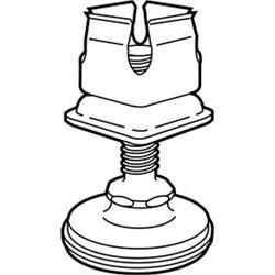 Reeve Leveler For Furniture Leg
