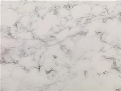 Rauvisio Crystal Decor / Marmo Bianco 1970 / 1300MM x 2800MM x 19MM