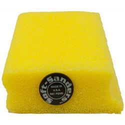 "SLC Yellow Soft Sander 2-13/16 X 1"""