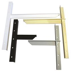 Concealed and Hybrid Workstation Brackets