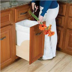 Under Counter Trash Pull Outs & Recycling Bins