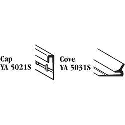 Cap Satin Aluminum