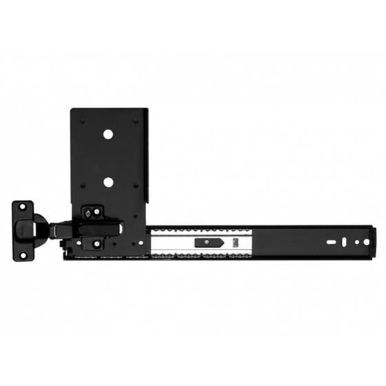 KKV 8080PEZ 20 Pivot Door Slide W/Hinge 30Lbs