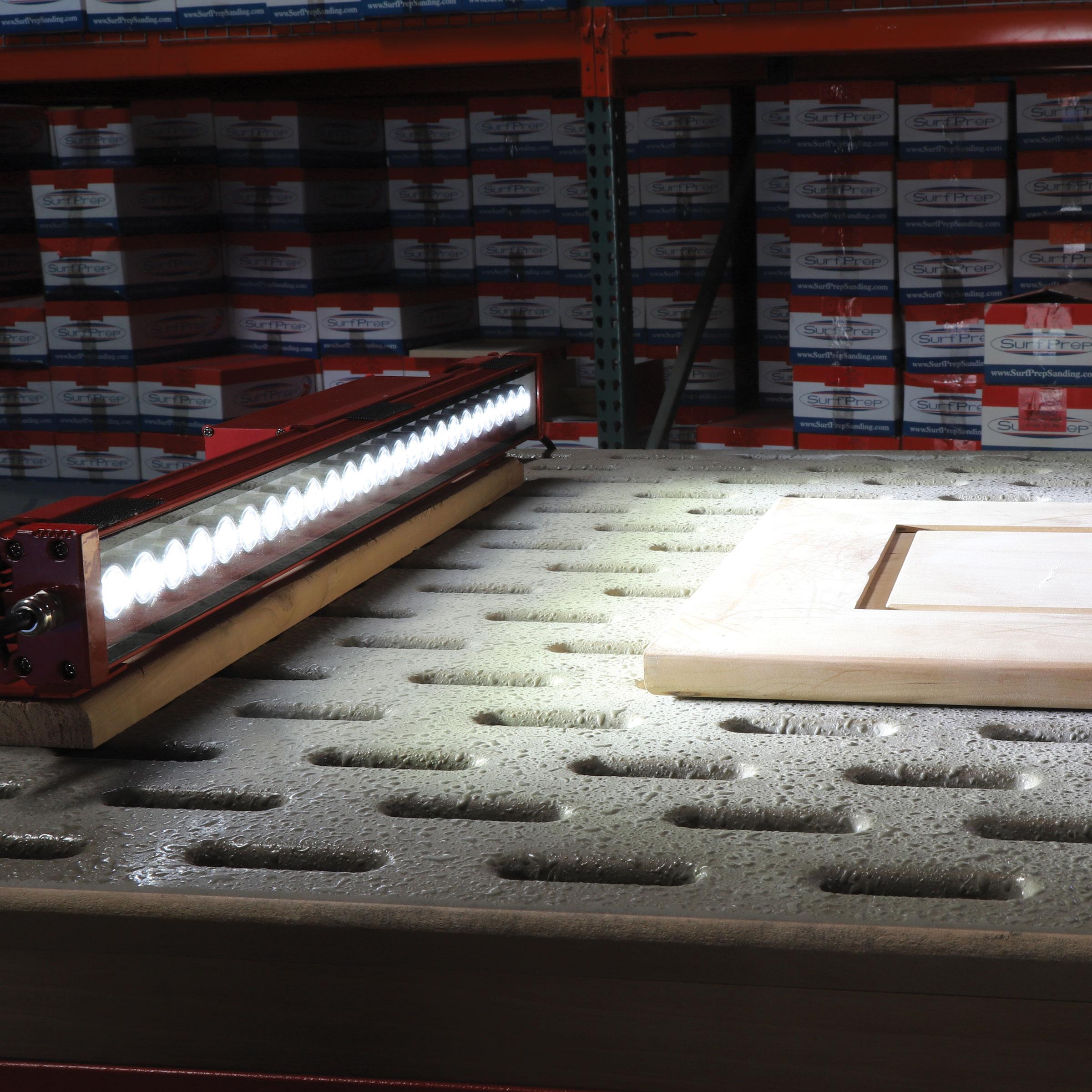 SurfPrep LED Inspection Light