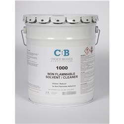 Non Flammable 1000 Reducer and Cleaner 5 Gallon