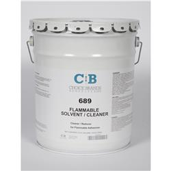 Flammable 689 Reducer and Cleaner 5 Gallon