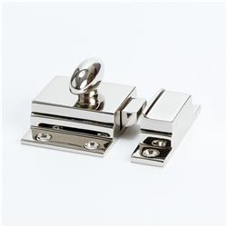 Designer Grp 10 Latch Pull Polish Nickel