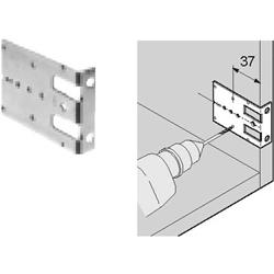 Blum Mounting Plate Drilling Template