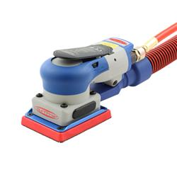 "SurfPrep Trident Air Orbital Sander, H&L, Self-Generated Vacuum - 3"" x 4"""
