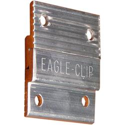 Panel Clip With Holes 20/ Pkg.