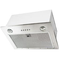 Hood Fan 350 CFM Silver Metallic