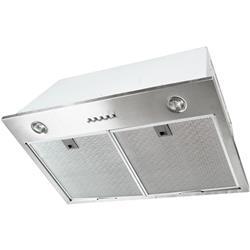 Hood Fan 3 Speed W/Light Silver Met.