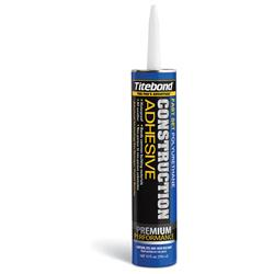 Polyurethane Fast Set / Green Choice Construction Adhesive 10 oz