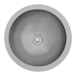 Karran E-305 Vanity Bowl Sink Stainless
