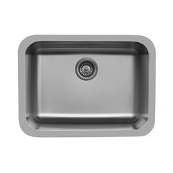 Karran E-320 Single Bowl Sink Stainless Steel