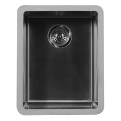 Karran E-510 Prep/Bar Bowl Sink Stainless Steel
