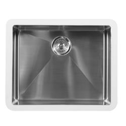Karran E-525 Single Bowl Sink Stainless Steel