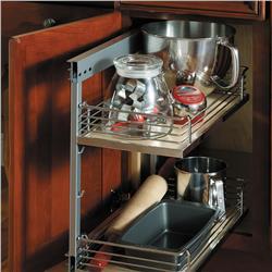 Kessebohmer Comfort Base Cabinet Frame Left