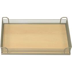 Kessebohmer Tandem Rear Shelf Set 17-7/8x12x3-1/2