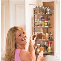 Spice Rack Pullout Frame