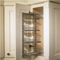 """Spice Rack 5"""" Shelf Set"""