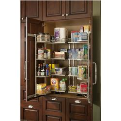 "Kessebohmer Tandem Cabinet/Chef's Pantry Frame for 15"" Width"