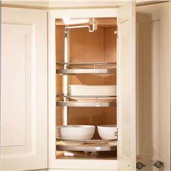"Kessebohmer Twister Corner Cabinet Lazy Susan 25-15/16"" to 30-1/4"""