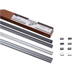 KV P1092 ANOD 48 EZ Roll Assembly For Glass Doors