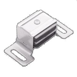 Magnetic catch w/ Strike. Aluminum 2/Pkg
