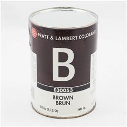 Brown B Water Base Colorant