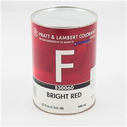Bright Red F Water Base Colorant
