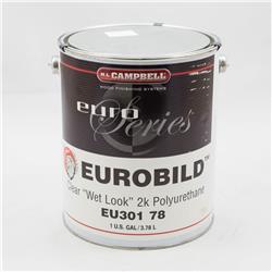 Eurobild 2K Polyurethane Clear Wet LK