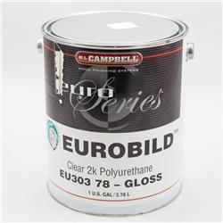 Eurobild 2K Polyurethane Clear Gloss