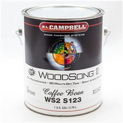 Woodsong II Stain Coffee Bean Gallon