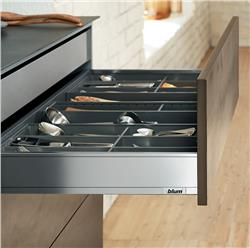 Metal Drawers & Prefinished Wood Drawer Sides