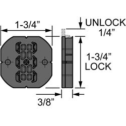 Striplox Joint Connector