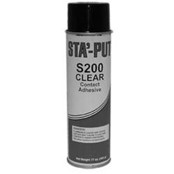 SP200 Contact Adhesive - Clear