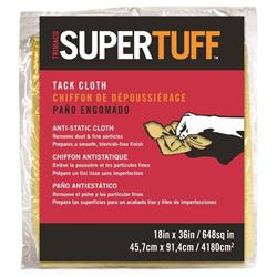 "Super Tuff / Tack Cloth 18"" X 36"""
