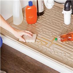 Under Sink Cabinet Mats